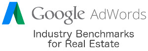 Google AdWords Industry Benchmarks for Real Estate
