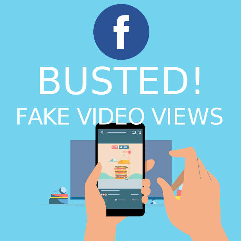 Facebook Busted Artificially Inflating Video Views