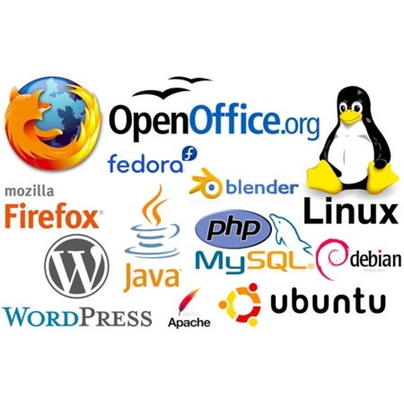 Popular Open Source Software